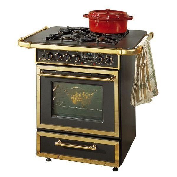 Les Meilleures Idées De La Catégorie Four Multifonction - Cuisiniere mixte 4 feux gaz four electrique pyrolyse pour idees de deco de cuisine