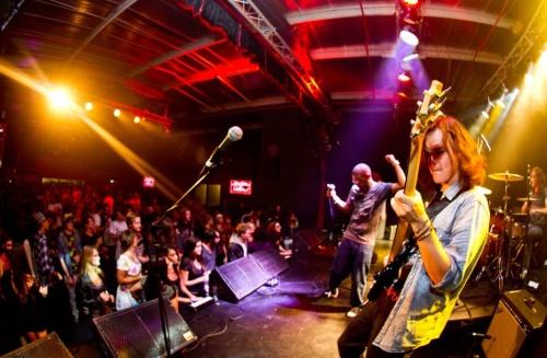 Live - the Venue DBN's musical epicentre