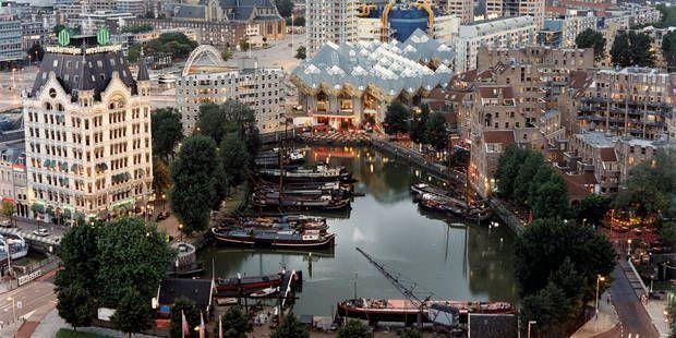 Urbanisztika díj 2015: Rotterdam az év Európai városa