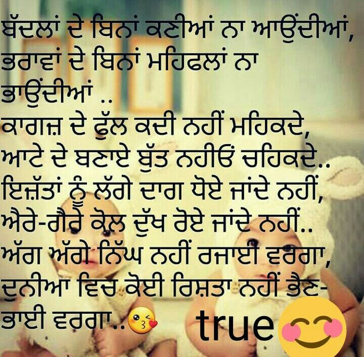 Funny Quotes For Brother In Hindi: 1162 Best Punjabi Quotes Images On Pinterest