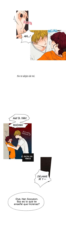 Marmoleado Romántico Capítulo 20 página 16 - Leer Manga en Español gratis en NineManga.com