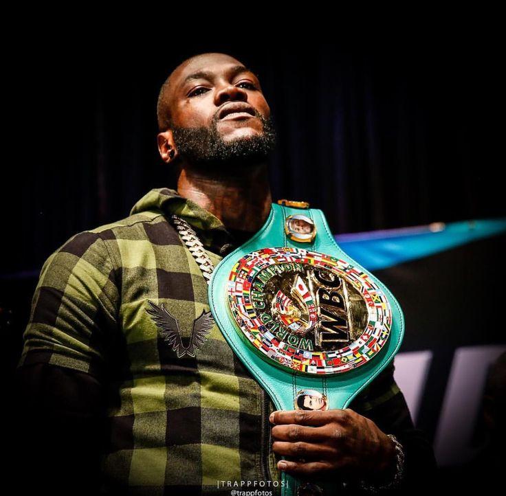 Deontay Wilder My Favorite Boxer