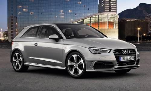#Audi #A3. Une technologie intuitive, des lignes pures associées aux fonctionnalités les plus innovantes.