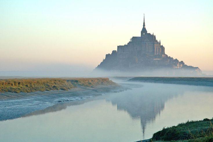 so dreamy - Mont Saint Michel
