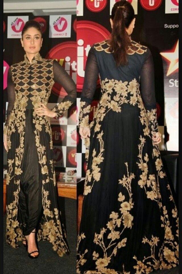 Kareena at lakme fashion week
