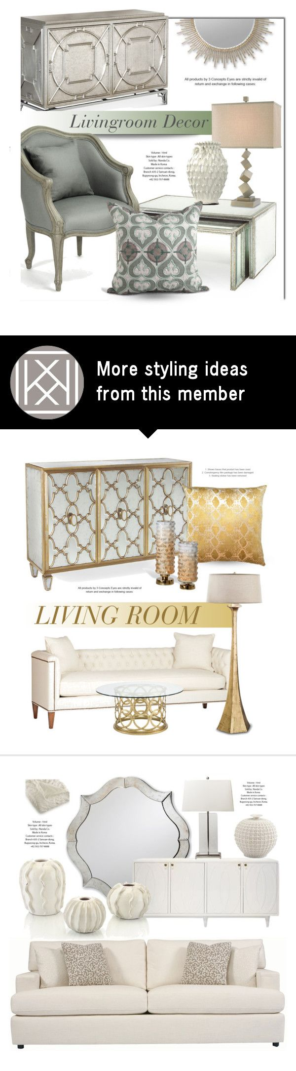 Home decor collage from january 2017 featuring currey company - Polyvore For Design Livingroom Decor By Kathykuohome On Polyvore Featuring Interior Interiors Interior Design Home Home Decor Interior Decorating