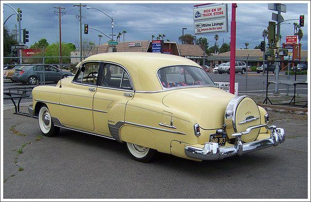 1952 chevrolet styleline deluxe 4 door sedan 1950s cars for 1952 chevy 4 door