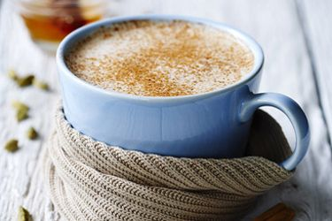 Chai spiced almond milk – Recipes – Bite - Formerly Foodhub.co.nz  #RealFood #HealthyEating