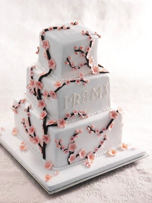 - I made this weddingcake for a book that will be published in Germany begin 2013.