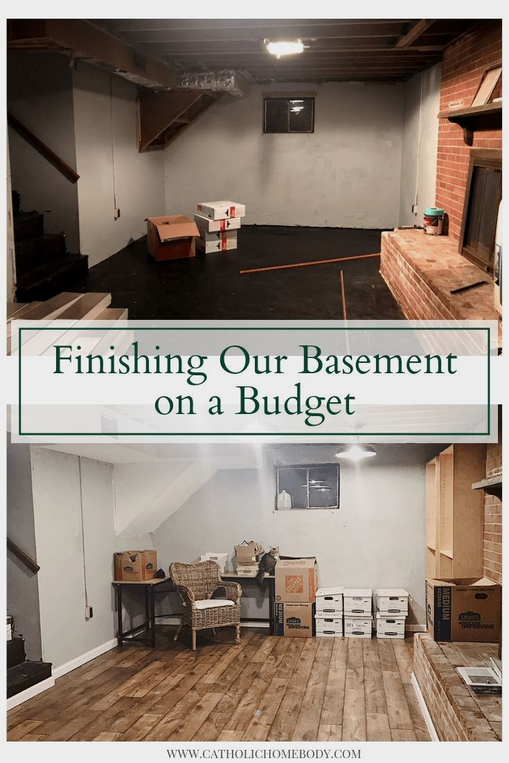 Pin On Partial Basement Finish