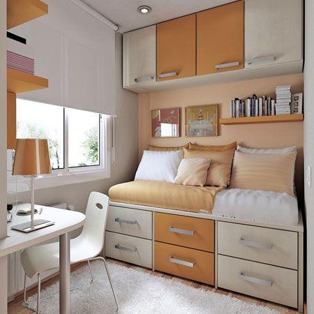 Charmant #KBHome Small Teen Room Layout · Kleines SchlafzimmerRaumteiler ...