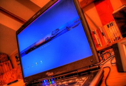 Laptop HDR