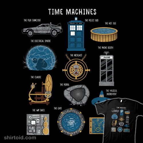 time machine t