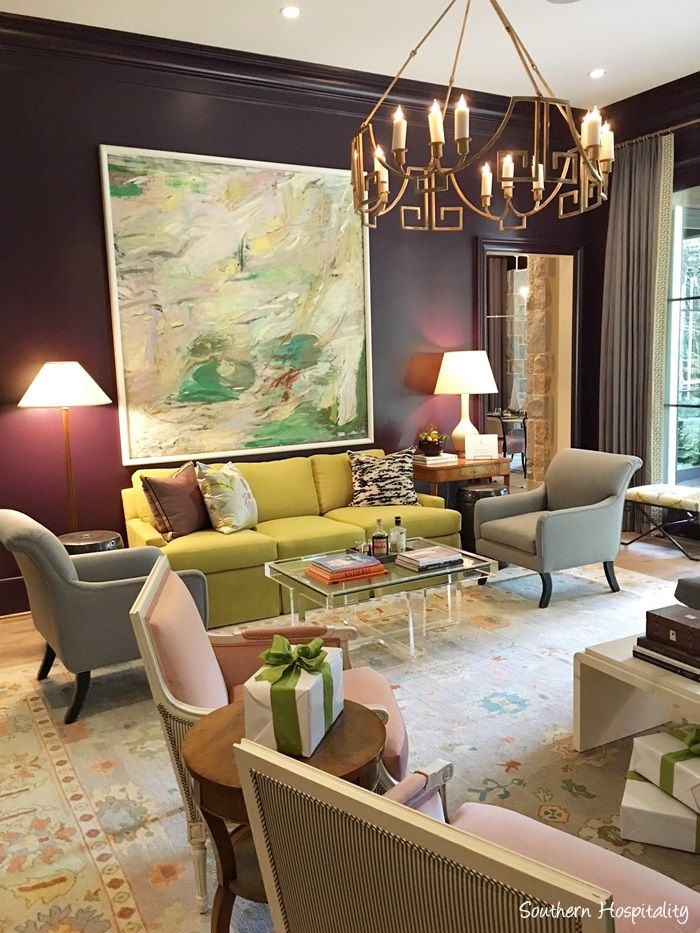 Feature Friday: Home for the Holidays Showhouse 2017 - Southern Hospitality