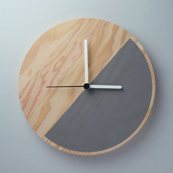 Primary Wall Clock - Trouva