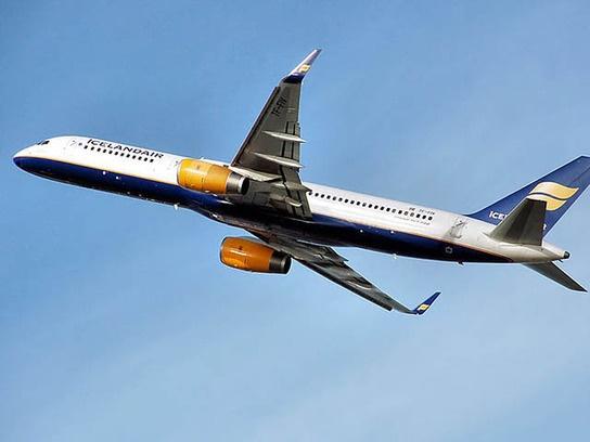 Icelandair inaugure trois nouvelles destinations en 2013