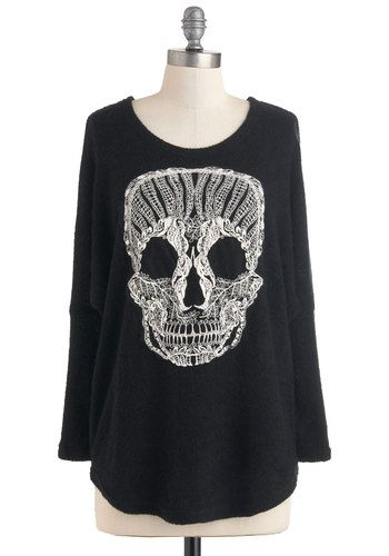 Get a Head Sweater, #ModCloth