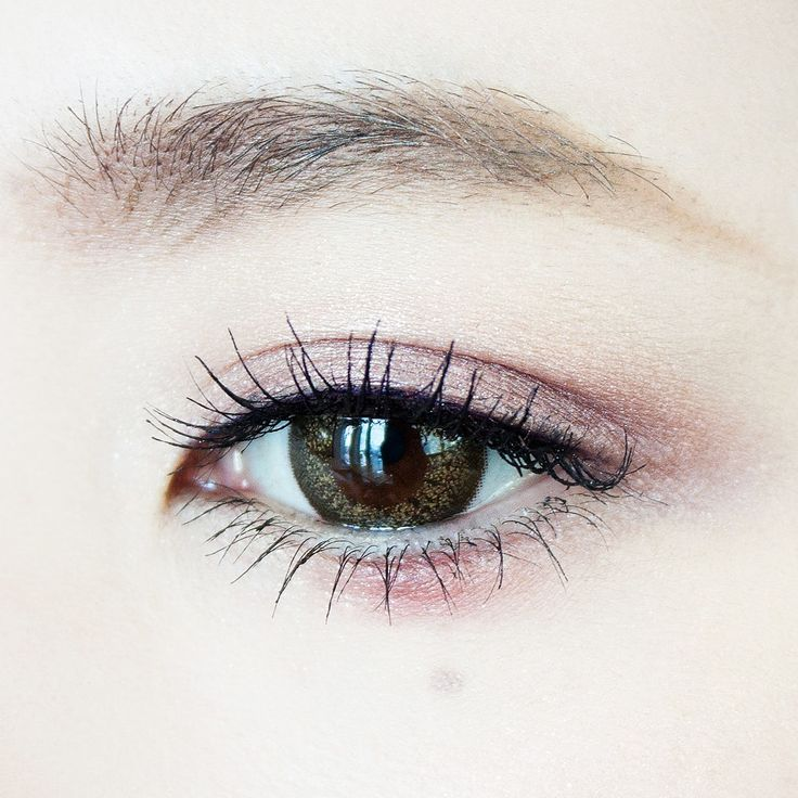 MAKE LESSON | ピンクチョコレートブラウン×キラッとゴールドの華やかうっとりEYE | DAZZSHOP eye make & cosmetics - ダズショップ公式オンラインショップ