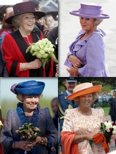 Zijn jullie ook zo dol op hoeden? (en nostalgie). Hier kan je e.e.a de revue laten passeren..