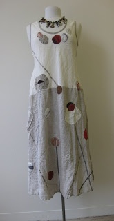 U R B A N I T Y: One-of-a-kind linen dresses