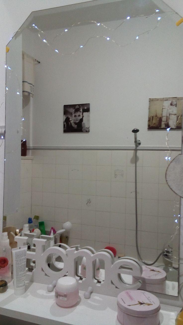 łazienka-światełka led