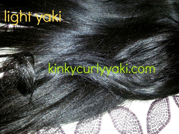 """DETAILS **********************Light yaki is steam processed to mimic natural Black hair that has been relaxed straight. Light Yaki hair weave can be cut washed, conditioned, dyed, flat ironed, roller set, flexi-rodded, curl wanded and more.*Approx 3.5- 4.0 oz per bundle*Price is PER bundle*Single Drawn*Natural colour>>>*Full sew in with natural density under 16"""", only 2 bundles required. Over 16"""" at least 2.5 - 3 bundles are required. Closu..."""