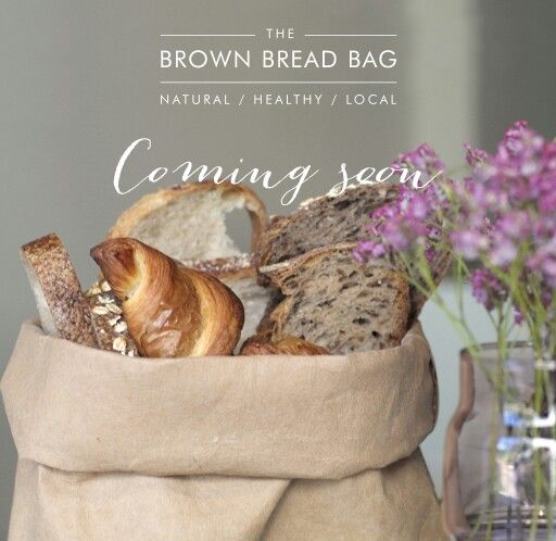 The Brown Bread Bag, natural, healthy and local breakfast