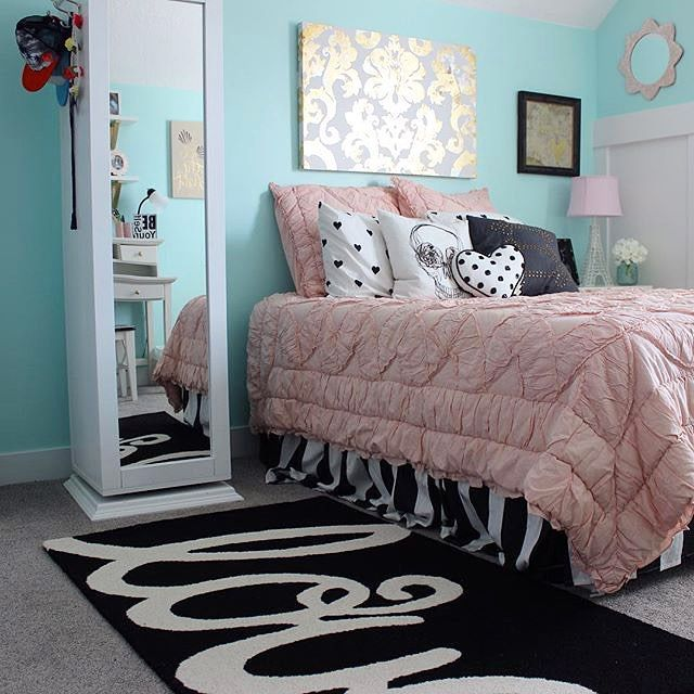 We could not love this room more from @yoursplendidlife! #mypbteen  #eandmforpbteen  Cute Teen RoomsPb ...