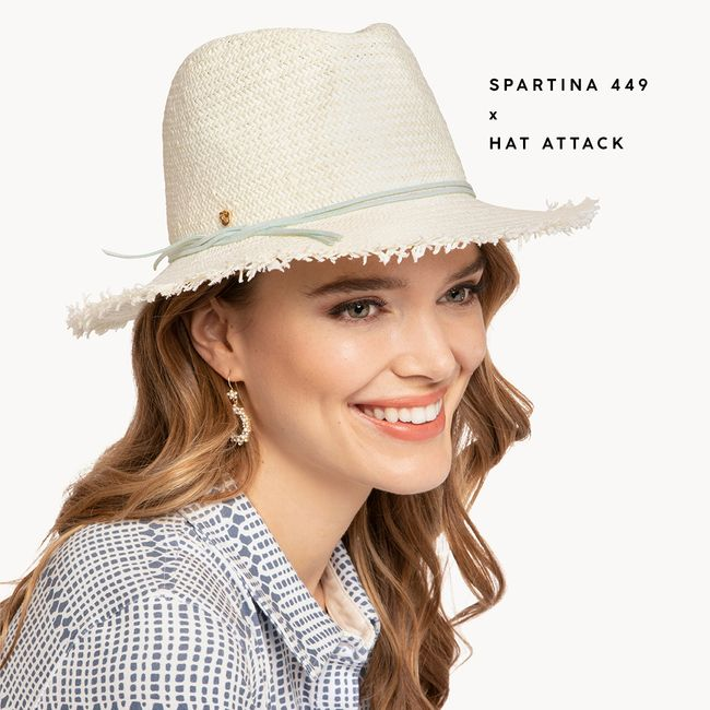 Spartina 449 X Hat Attack Fashion Spring 2020 Chic Work Outfit Lowcountry Style