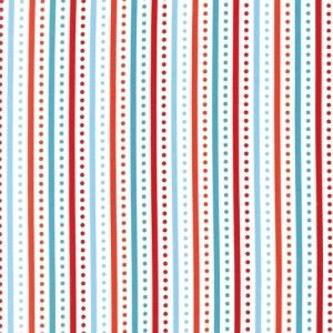 Brrr! - Stripes & dots ice from Warp & Weft | Exquisite Textiles