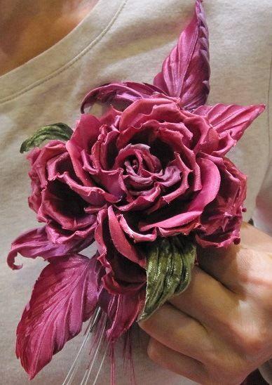 Gallery.ru / Фото #101 - Корсажные цветы - primaflower