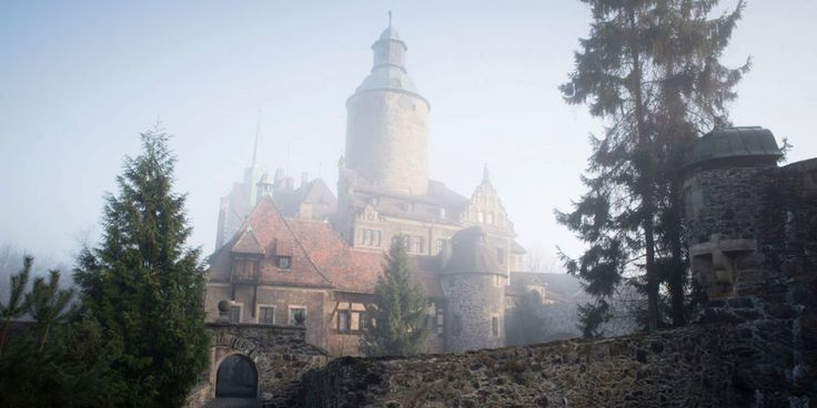 If you're into live action role play. In Poland. Harry potter castle