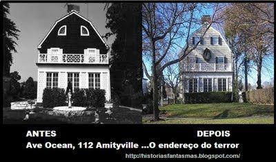 Histórias de Fantasmas: Amityville Ave Ocean