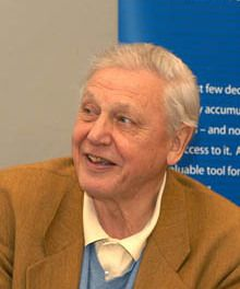 David Attenborough ~ never fails to deliver engaging, informative reason and insight. A true gentleman.