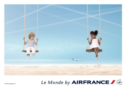 #airfrance #cartcom #advertisment #advertising #pub #publicite