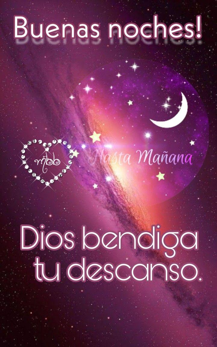 Buenas Noches Dios Bendiga Tu Descanso Saludos De Buenas