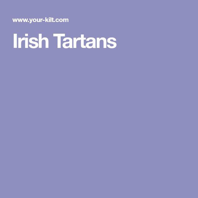 Irish Tartans