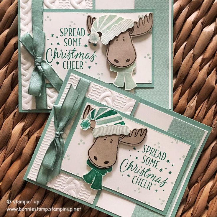 Stampin' Up! Jolly Friends