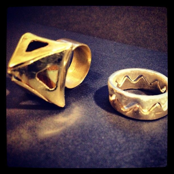 Conflict Rings