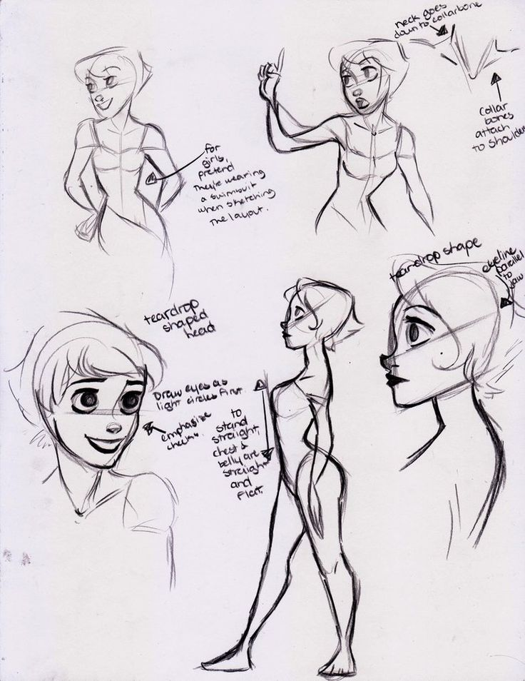 Glen Keane style drawing tips //OH MY WORD I AM SO EXCITED TO HAVE FOUND THIS!!  GLEN KEANE IS AMAZING!                                                                                                                                                     More