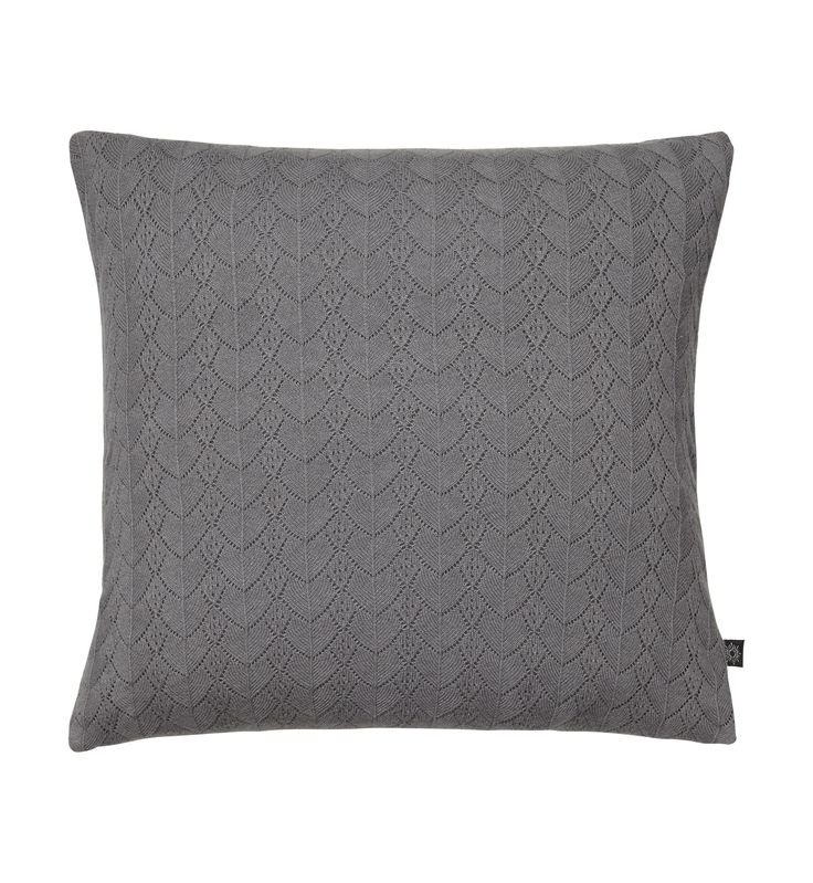 Nord Fine Knitted Cushion, £73, occa-home.co.uk