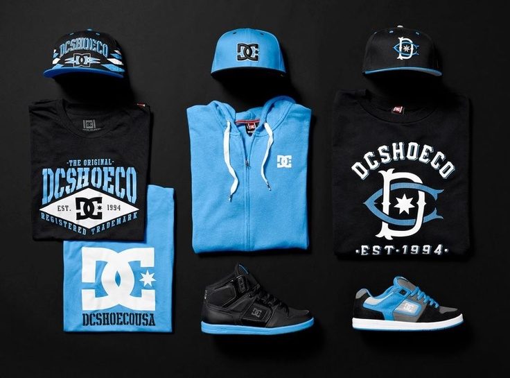 I love DC shoes. I have one pair but if I could afford more you best believe I would have more! I also love Rob Dydrek so of course I love his collection with DC. I only like the high tops though. To me they look better and are more comfortable. I also love flat bill hats. I have one and it says Tap Out for MMA to support my younger cousin, She wants to be an MMA fighter. My style is kind of all over the place to be honest but I kind of makes sense...to me.