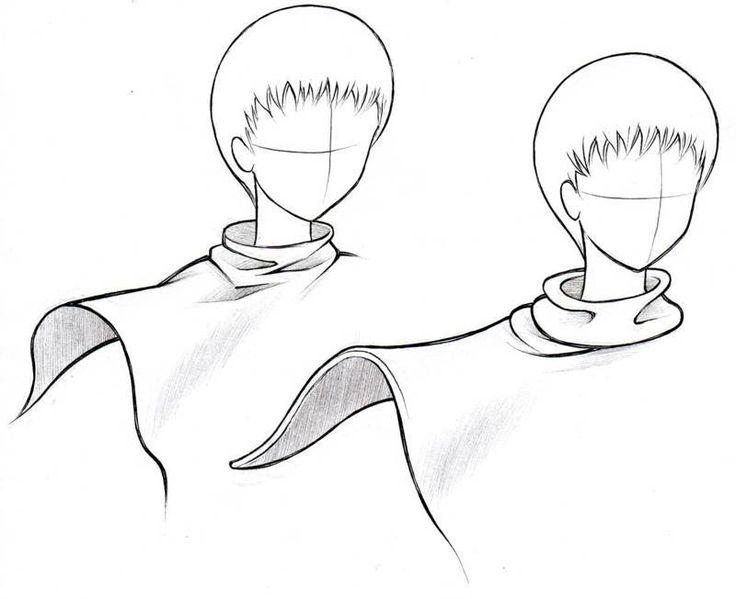 aprender a dibujar ropa sobre nuestro personaje