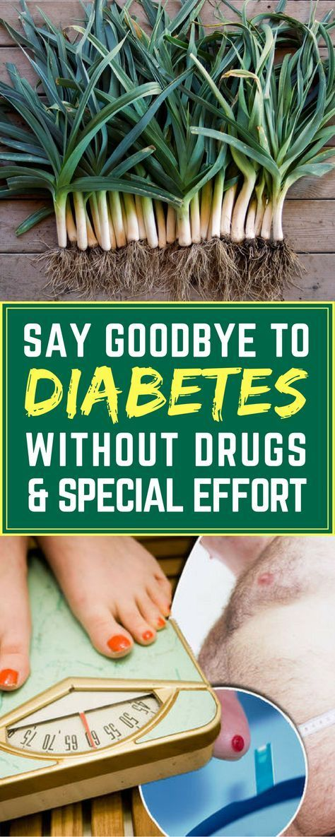 Say Goodbye to Diabetes without Drugs and Special Effort