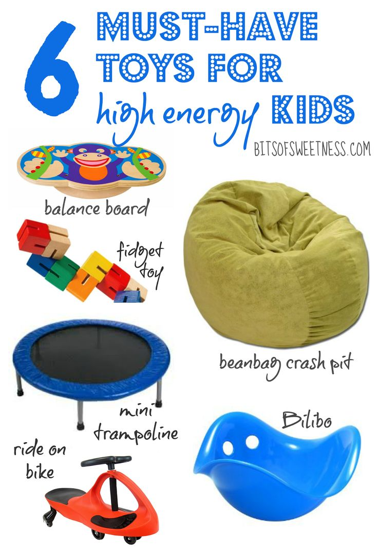 Bits of Sweetness: 6 toys high energy kids LOVE (and you will too!) Cómo necesito este tipo de juguetes!