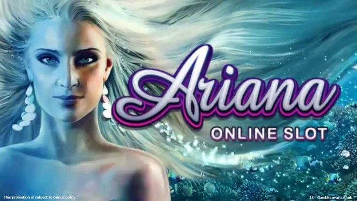 Ariana slot game is based on beautiful underworld theme of the oceans & a beautiful mermaid at Coinfalls casino!! #slots #coinfalls #casino   https://www.coinfalls.com/games/ariana-2/?tcode=socialVIP