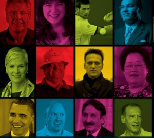 TIME's 100 Most Influential People Of 2012: 10 Hyped Highlights: Challenges, The 100, Clear Danes, Time Events, Time 100, Fifty Shades, Icons, 100 Issues, Influential People