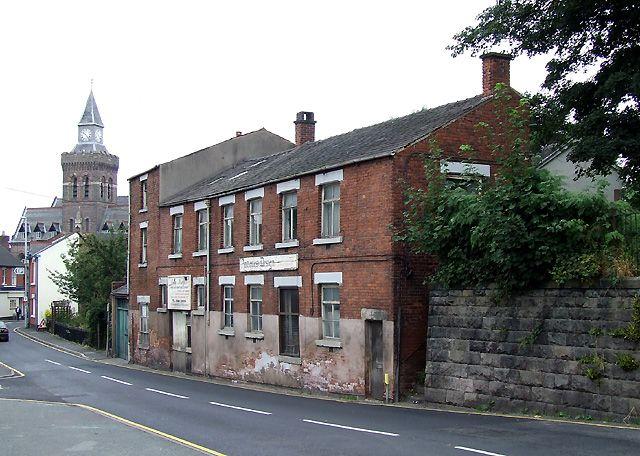Congleton, Cheshire.