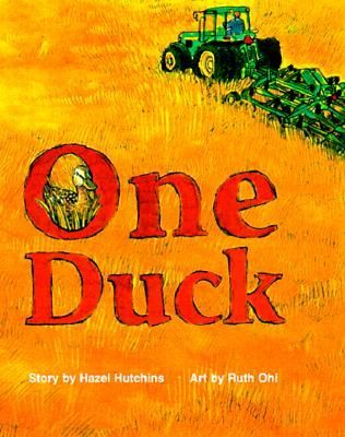 One Duck by Hazel Hutchins (Alberta Grade 2 or 4 Social)