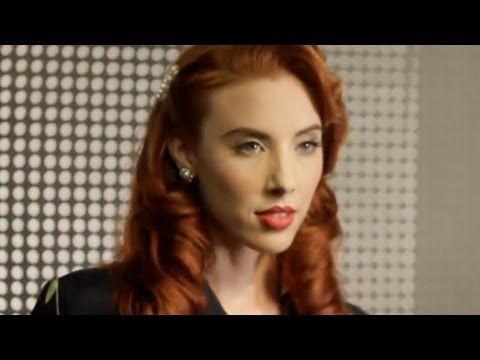 1940s Makeup Tutorial - Part 2